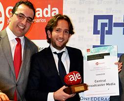 Premios AJE Granada, CBM