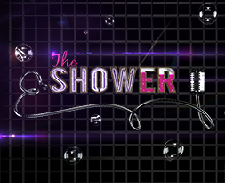 The shower