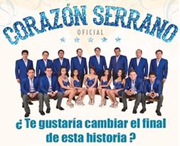 Imizu Corazón Serrano
