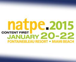 Natpe 2015