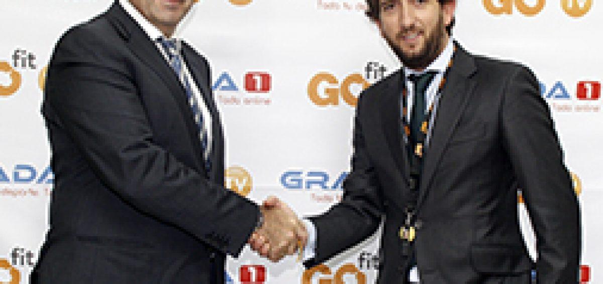 Más de 130.000 abonados disfrutarán de contenidos deportivos con la alianza entre Grada 1 y GO fit