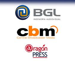 La UTE integrada por Agencia Aragonesa de Noticias, BGL y CBM recurre el contrato de suministro de materiales informativos y deportivos de TVAA