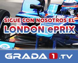 Grada 1 retransmitirá en exclusiva la final del Cto. Mundial de Fórmula E