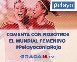 Grada 1 dará visibilidad en las RR.SS. a la Selección Española durante la Copa Mundial de Fútbol Femenino