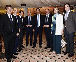 Los ingenieros de Telecomunicaciones de Murcia premian a Grupo Secuoya