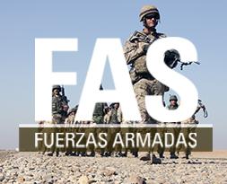 Fas fuerzas armadas