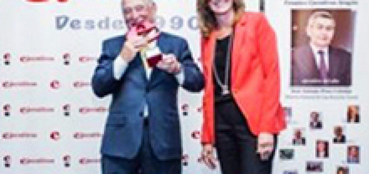 BGL Audiovisual galardonado con el premio a la trayectoria empresarial 2016