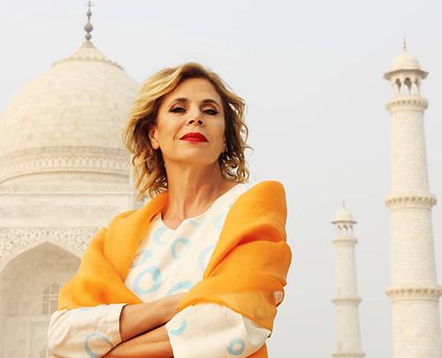 Viajeras con B Agatha Ruiz de la Prada