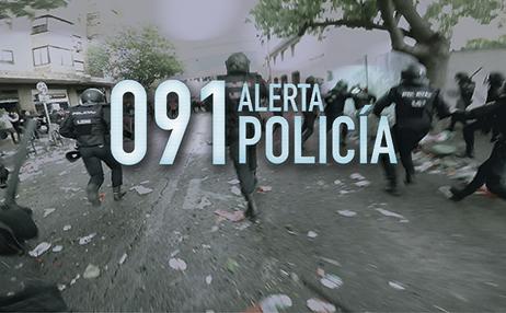 091 Alerta policía Dmax