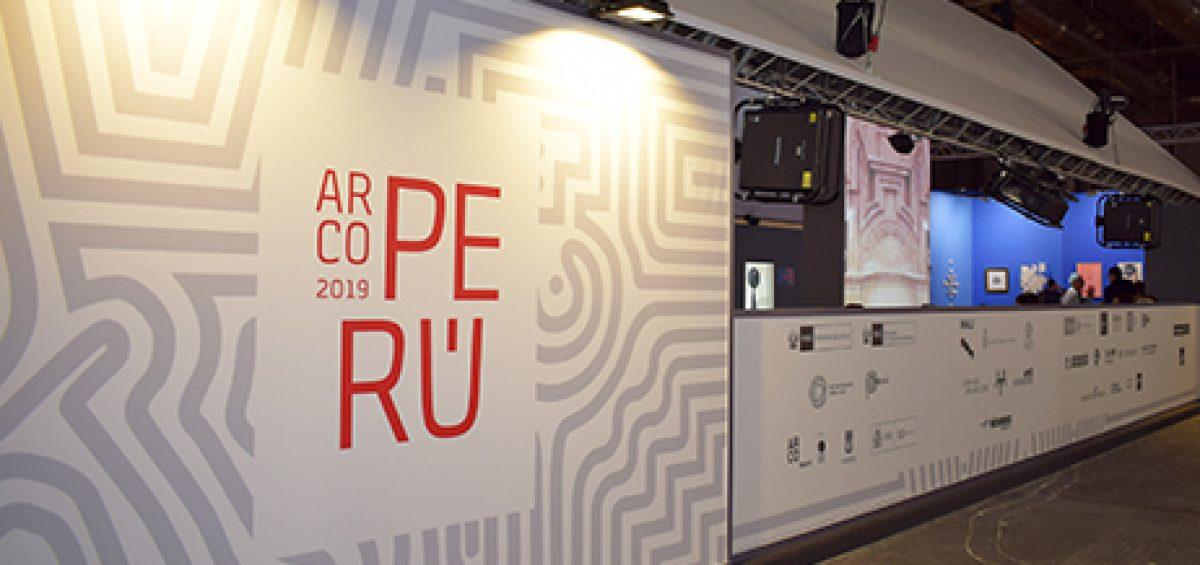 BGL stand Perú Arco madrid 2019