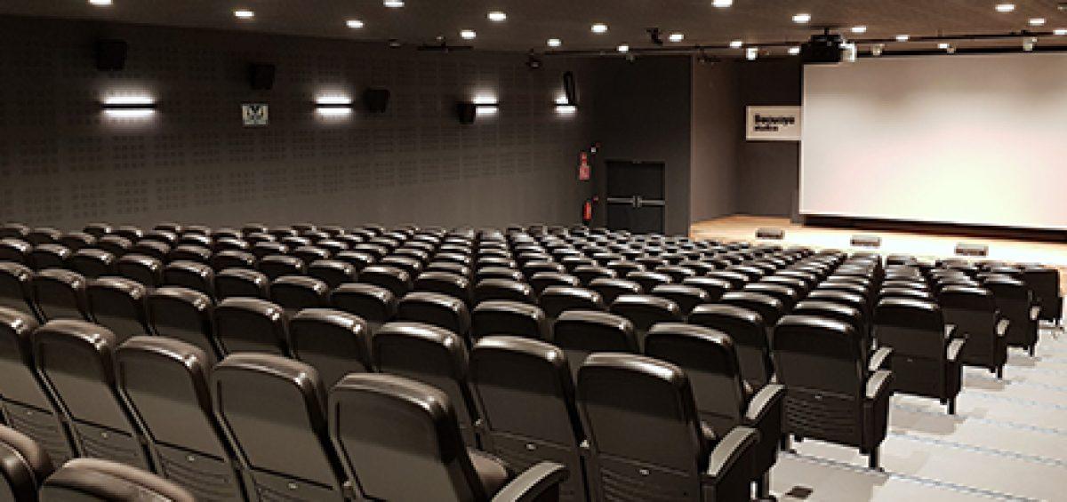 auditorio Secuoya Studios