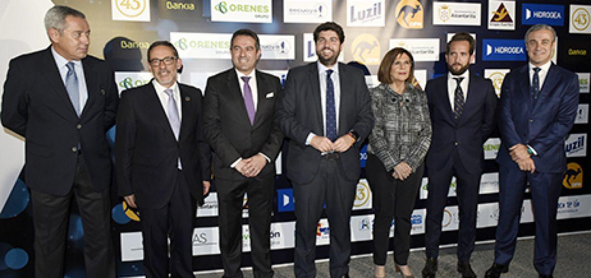 Gala La7 Tv Murcia 2019