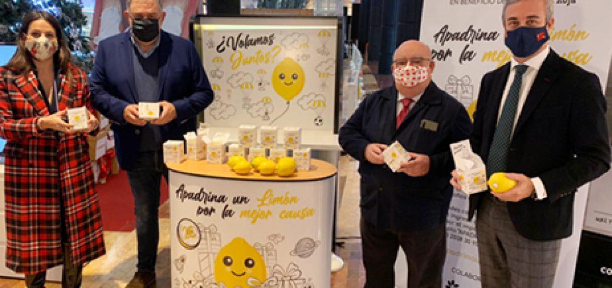 apadrina un limón